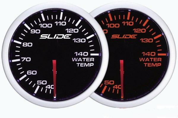 ZEGAR SLIDE WA 52mm - Water Temperature - GRUBYGARAGE - Sklep Tuningowy